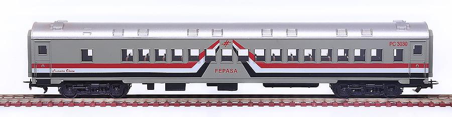 CARRO 1A Classe FEPASA AVE MARIA - 2518