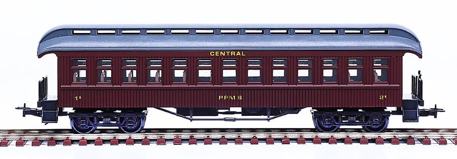 CARRO ANTIGO 1A/ 2A CLASSES EFCB - 2491
