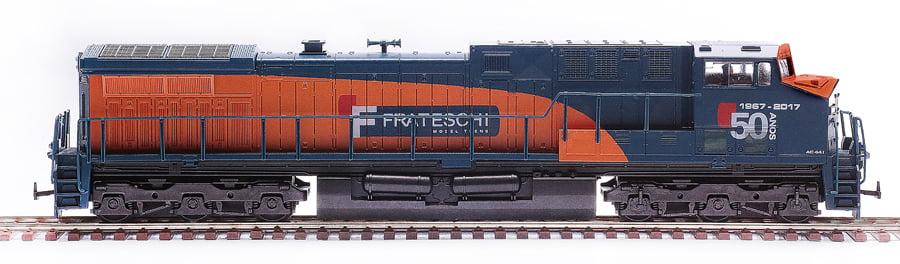 LOCOMOTIVA AC44i FRATESCHI 50 ANOS - 3080