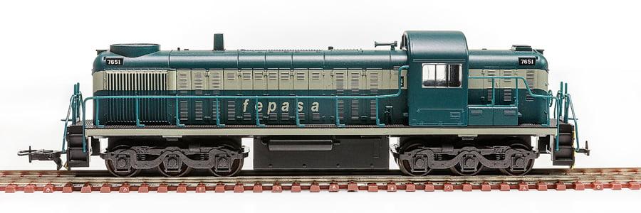 LOCOMOTIVA RSC-3 FEPASA - 3084