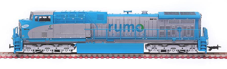 LOCOMOTIVA AC44i RUMO - FASE I - 3076