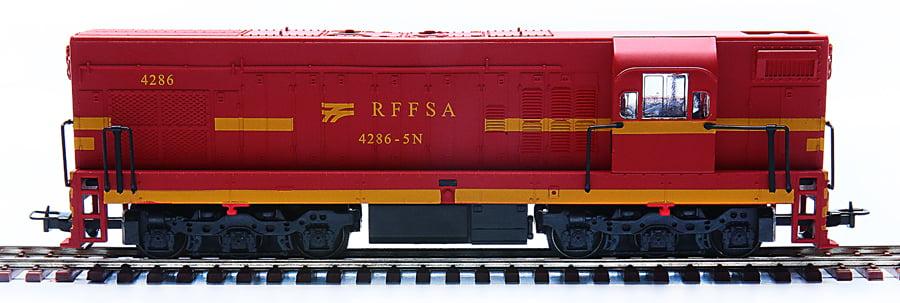 LOCOMOTIVA G12 A-1-A RFFSA - 3057