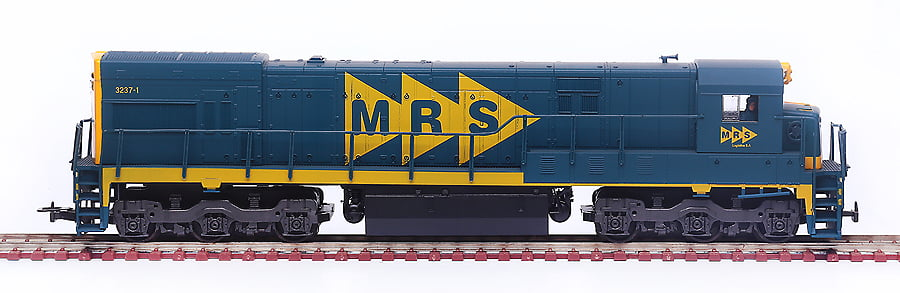 LOCOMOTIVA U23-C MRS -  3067