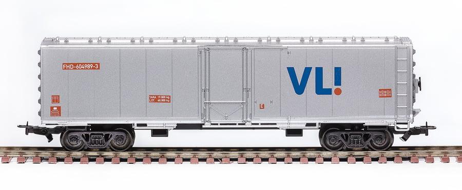 VAGAO FECHADO HOPPER VLi - 2070